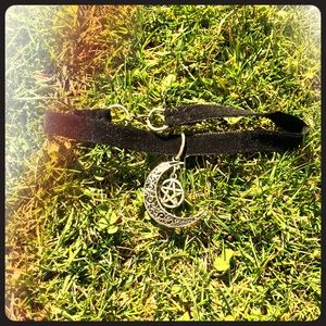 Modern Witchy Gothic Choker